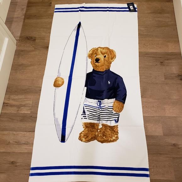 Ralph Lauren Beach Towels.Polo Ralph Lauren Limited Edition Beach Towel Nwt